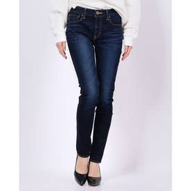 WF Rebirth embroidery SKINNY (ダークブルー)