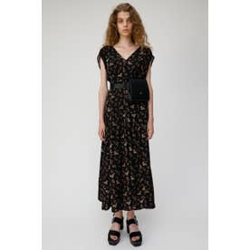 DITSY FLORAL ドレス 柄BLK5