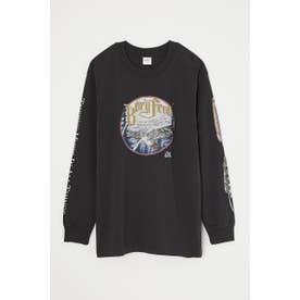 NATURE SOUND LS Tシャツ L/BLK1
