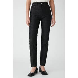 PLAIN JEANS BLK STRAIGHT SLIM BLK
