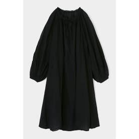 STITCH VOLUME SLEEVE LONG トップス BLK