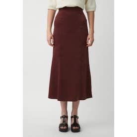 SATIN スカート D/BRN3