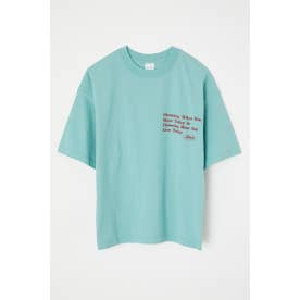 COLLECT MOUSSY Tシャツ L/BLU1