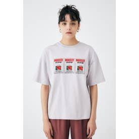 MOUSSY TAGS Tシャツ L/PUR1