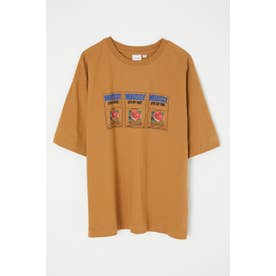 MOUSSY TAGS Tシャツ CAM