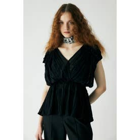 W V/N CACHE COEUR トップス BLK