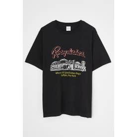 RETRO AD Tシャツ L/BLK1