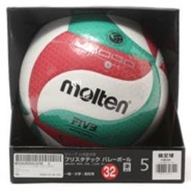 バレーボール 試合球 フリスタテック バレーボール 検定球 V5M5000