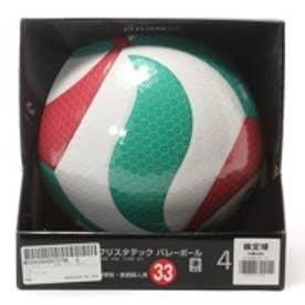 バレーボール 試合球 フリスタテック バレーボール 検定球 V4M5000