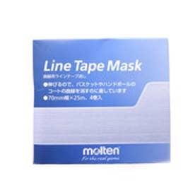 ハンドボール ラインテープ 曲線用ラインテープ消し TM0017