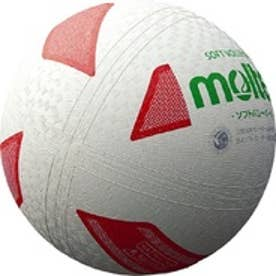 ユニセックス バレーボール ソフトバレーボール試合球 ソフトバレーボール S3Y1200-WX