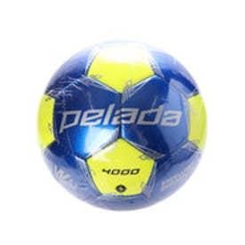 サッカー 試合球 ペレーダ4000 F5L4000-BL