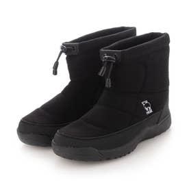 4cm防水防滑ブーツ (BLACK)