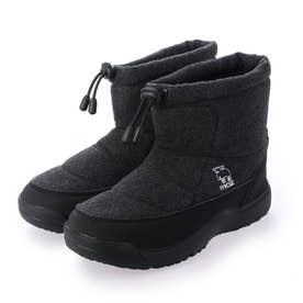 4cm防水防滑ブーツ (CH.GRAY)
