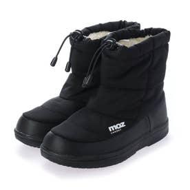 防水防滑ブーツ (BLACK)