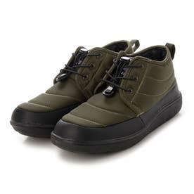 軽量ブーツ アウトドアスニーカー (KHAKI)