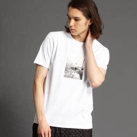 アラカルトプリントTシャツ (09ホワイト)