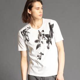 フラワーアラカルトプリントTシャツ (91その他2)