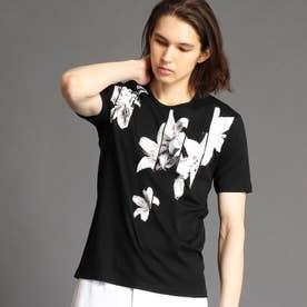フラワーアラカルトプリントTシャツ (92その他3)