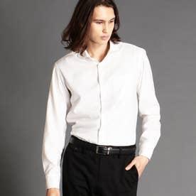 OXIJEWELカッタウェイカラーシャツ (09ホワイト)
