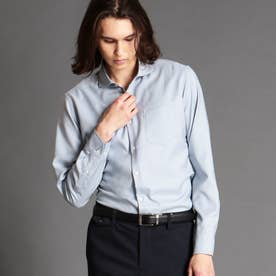 OXIJEWELカッタウェイカラーシャツ (64サックス)