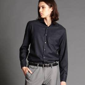OXIJEWELカッタウェイカラーシャツ (67ネイビー)