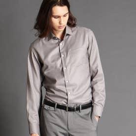 OXIJEWELカッタウェイカラーシャツ (29グレー)