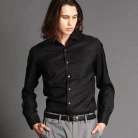 OXIJEWELカッタウェイカラーシャツ (49ブラック)