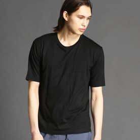 【ex/tra】クルーネックTシャツ (49ブラック)