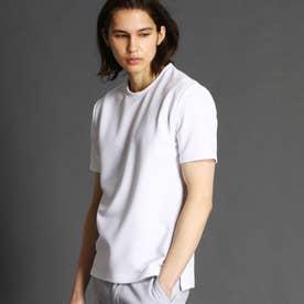タックボーダーTシャツ (09ホワイト)