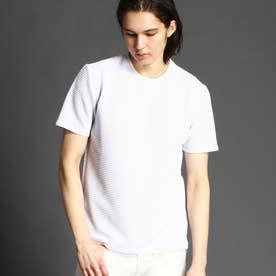 タックボーダーTシャツ (19ライトグレー)