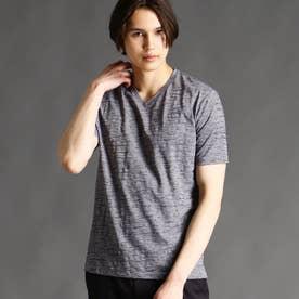 【ex/tra】VネックTシャツ (39チャコールグレー)