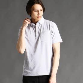 ボタンダウンポロシャツ (19ライトグレー)