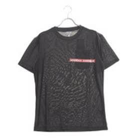 メンズ アウトドア 半袖Tシャツ ハードウェアグラフィックポケットT OE8209
