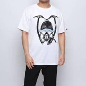 メンズ アウトドア 半袖Tシャツ ハードウェアグラフィックT AJ6 OE8210