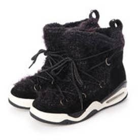 スニーカーブーツ (ブラック)