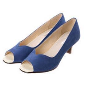 パンプス 35356 (ブルー)