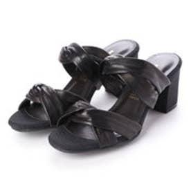 サンダル 35646 (BLACK)
