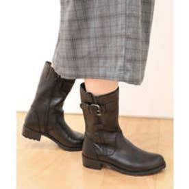 【ロコンド&公式オンライン・ストアー限定】ブーツ 21378 (ブラック)