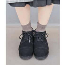 ショートブーツ 23017 (ブラック)