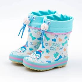 ベビー キッズ 男の子 女の子 子供  アンパンマン 長靴 レインブーツ スノーブーツ あかちゃんまん コキン (ホワイト)