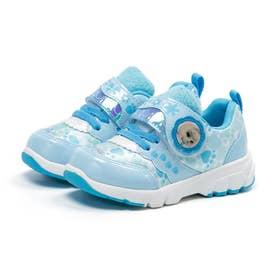 キッズ 女の子 子供 スニーカー ディズニー 運動靴 ウィスカーヘイブン ビューティー サマー パンプキン (サックス)