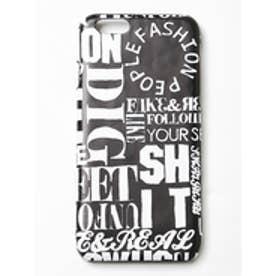 BACKロゴiPhoneケース【iPhone6/6s対応】 ブラック