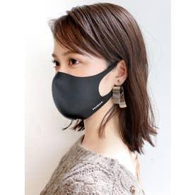 【NEW Color】MURUAウォッシャブルマスク×2枚SET(ブラック)