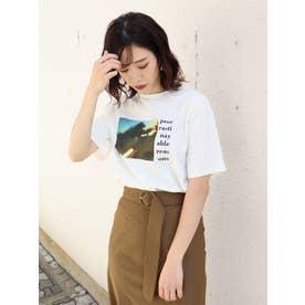 ロードフォトTシャツ(ホワイト)