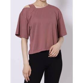 インナータンクラフTシャツ(ピンク)