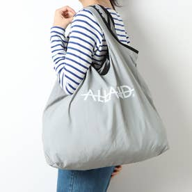 "ALLAND"" トートバッグ  DEFO TOTE (ネイビー系)"