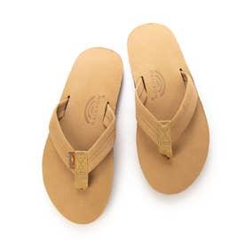 ビーチサンダル Rainbow Sandals MEN Premier Leather 301ALTS-PL (ライトブラウン)