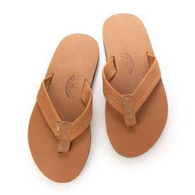 ビーチサンダル Rainbow Sandals MEN Classic Leather 301ALTS-CL (ライトブラウン)