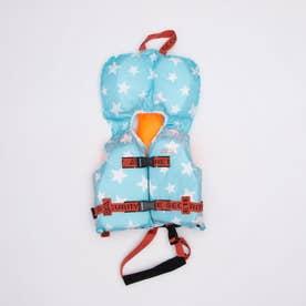 AQA/エーキューエー キッズ ライフジャケット KA-9022A (ブルー)【返品不可商品】